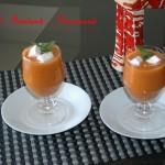 Soupe de tomate glacée à la féta - mai 2009 677 copie