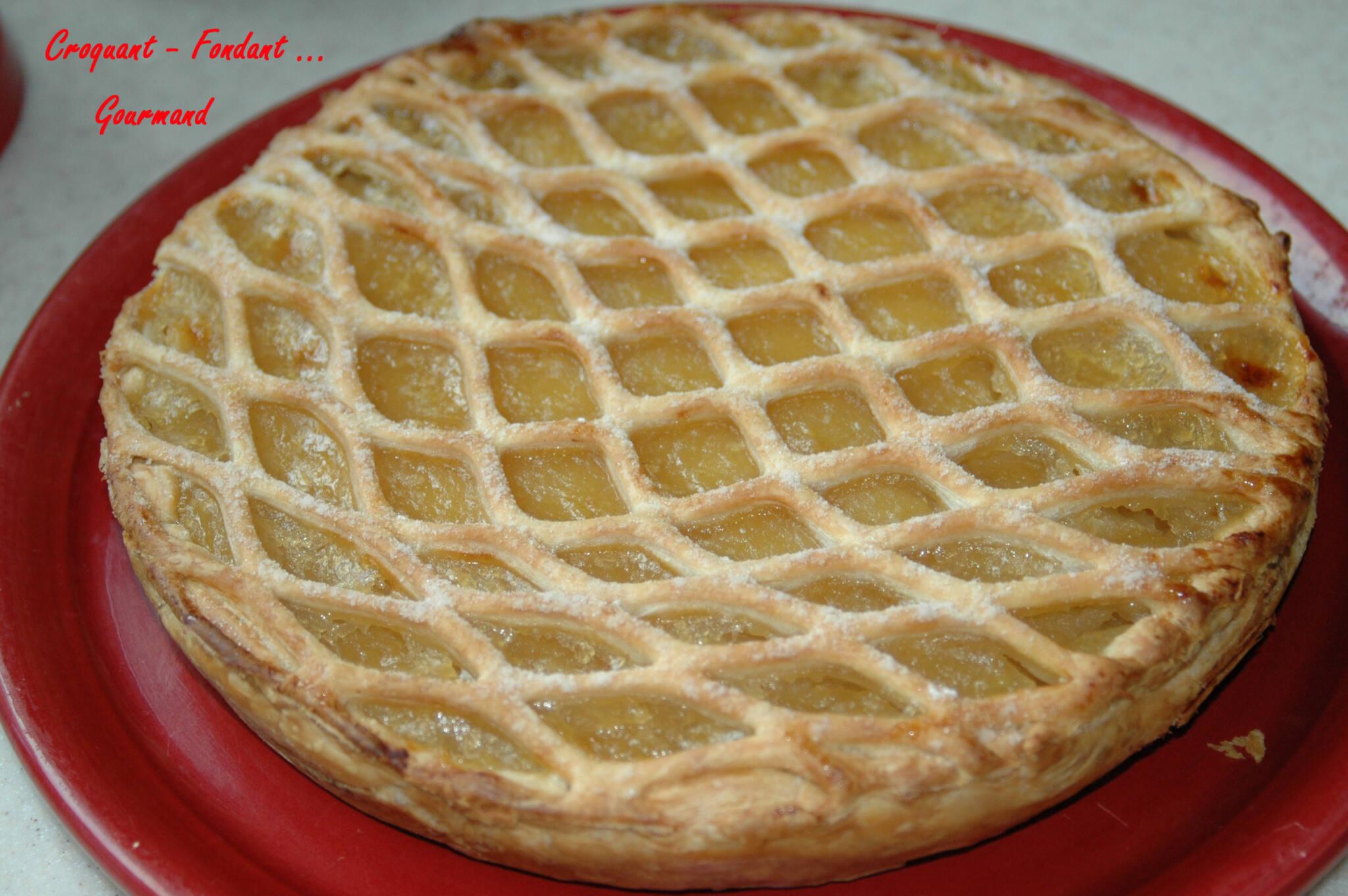 Tarte aux pommes grillag e croquant fondant gourmand - Tarte soleil aux pommes ...