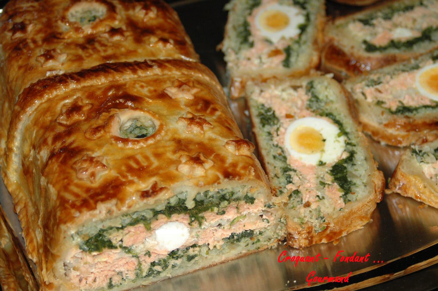 """Résultat de recherche d'images pour """"coulibiac de saumon"""""""