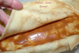 Gâteau de crêpes aux pommes et caramel de beurre salé -DSC_6178_14549