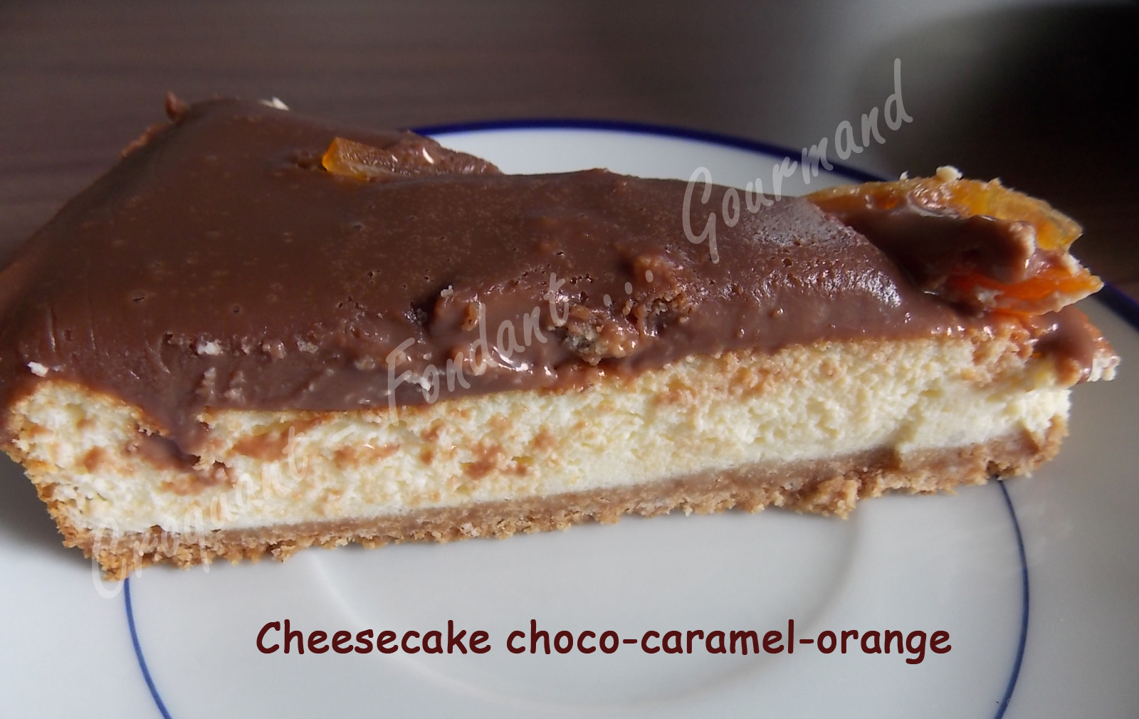 Caramelized Orange Cheesecake Recipe — Dishmaps