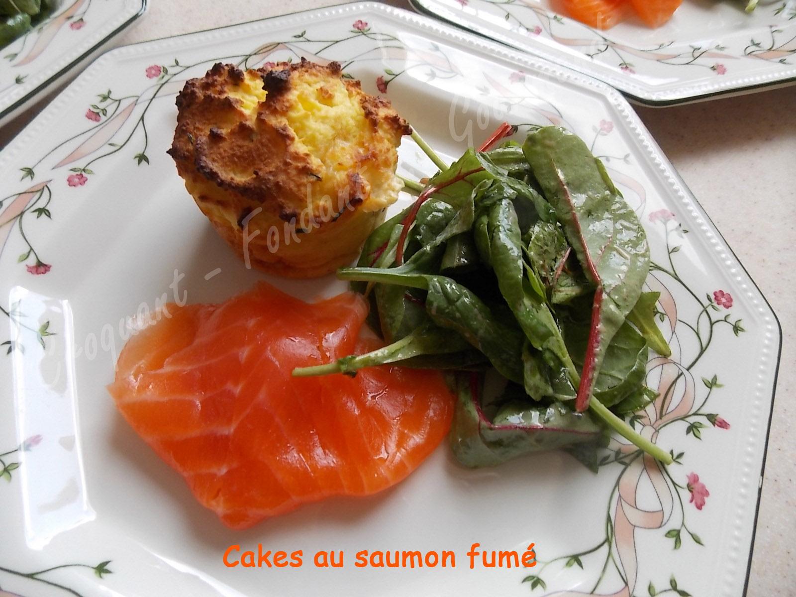 cakes au saumon fum croquant fondant gourmand. Black Bedroom Furniture Sets. Home Design Ideas