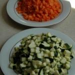 Saumon à l'oseille riz & brunoise de légumes - mai 2009 304 copie