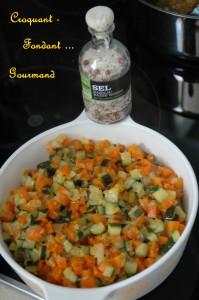 Saumon à l'oseille riz & brunoise de légumes - mai 2009 317 copie