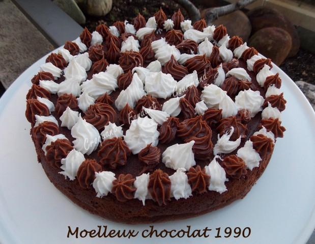 Gateau au chocolat magnifique - Gateau deco kinder ...