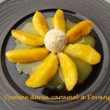 Pomme dorée-caramel orange DSCN6443
