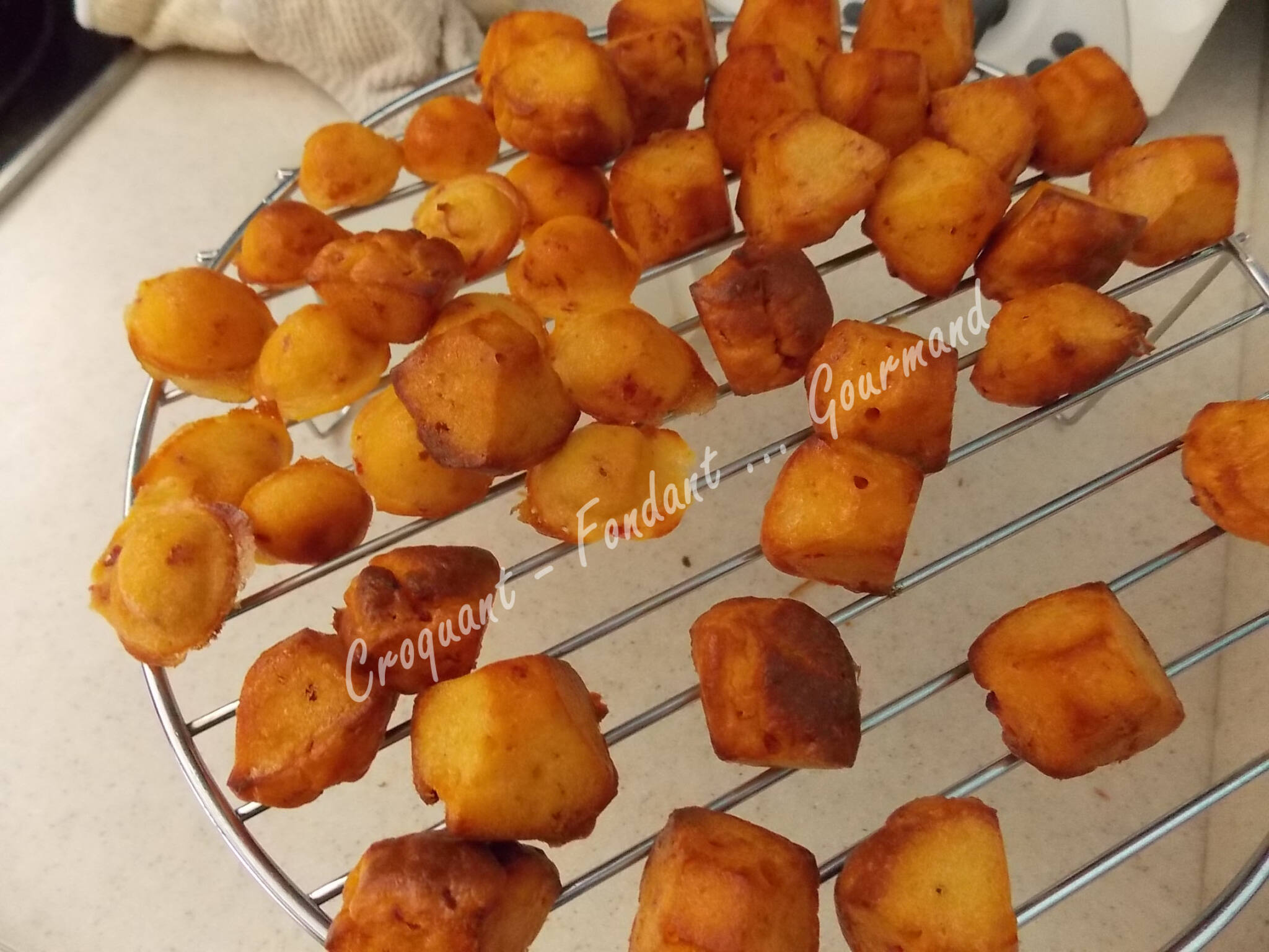 Recette Pop Cake Au Chorizo
