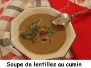 Soupe de lentilles au cumin Index DSCN0118_29656