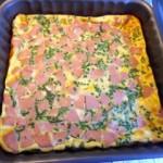 Omelette au four à vous de jouer Renée Hartmann SDC11052