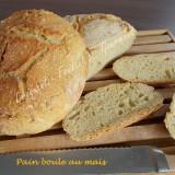 Pain boule au maïs DSCN8176