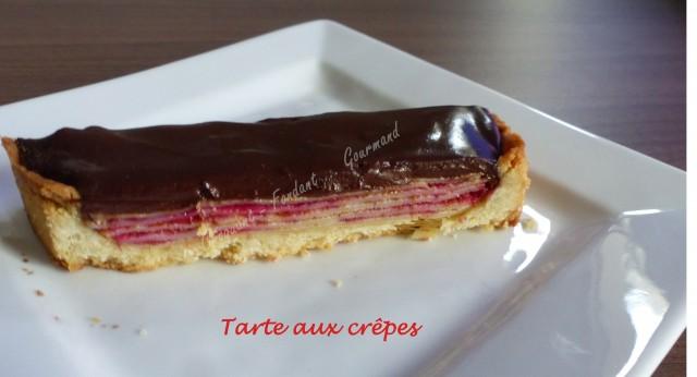 Tarte aux crêpes P1010267