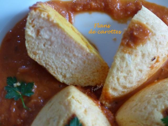 Flans de carottes P1010360
