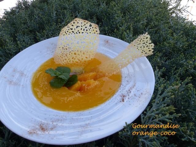 Gourmandise orange-coco P1020224