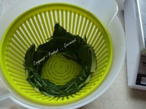 Muffins blancs et verts P1020411