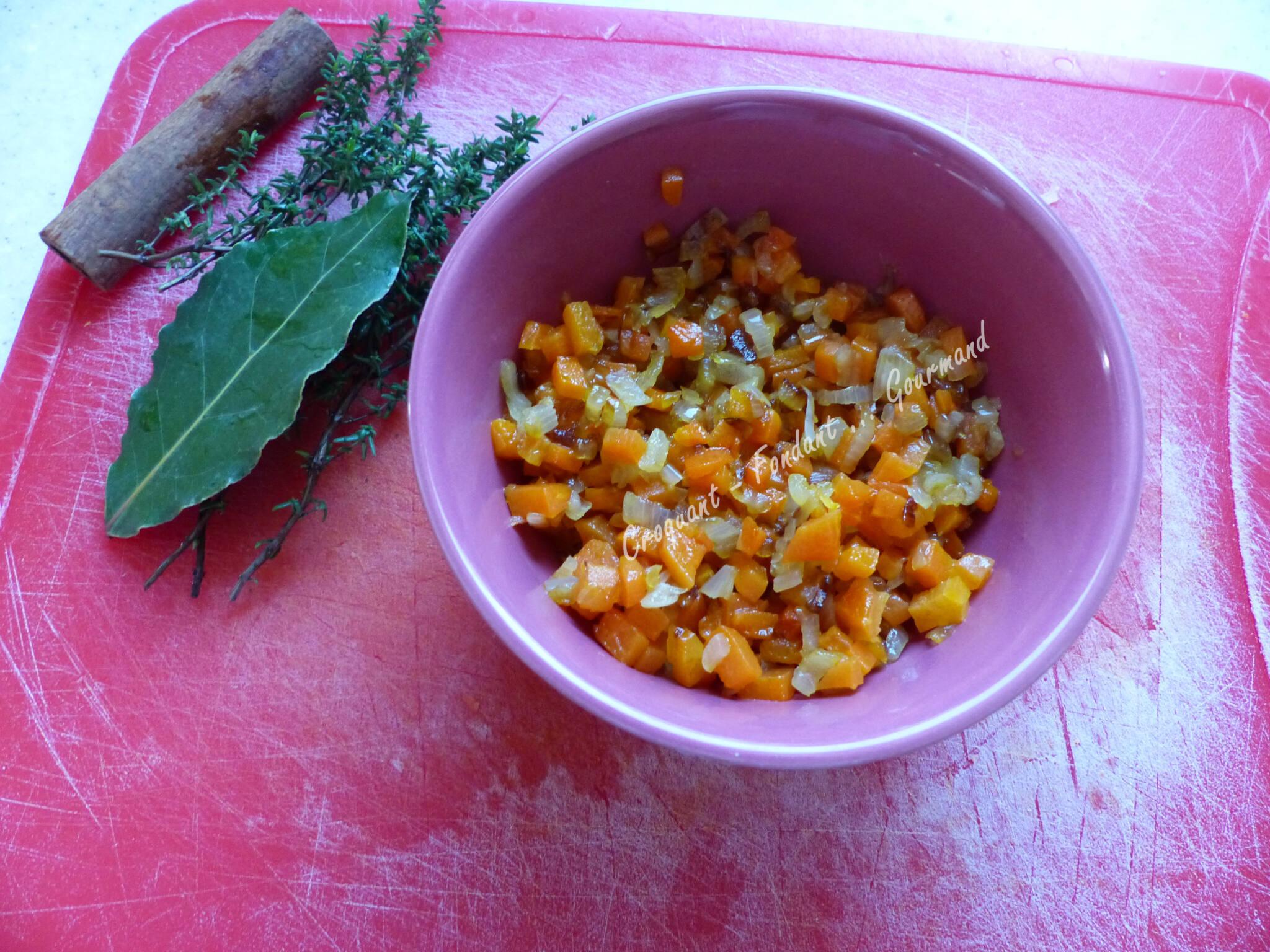 Soupe de carottes à la cannelle P1010612