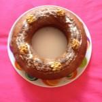Gâteau rustique noix et café à vous de jouer Françoise Juan IMG_0224