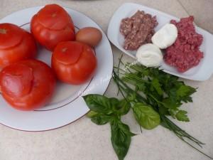 Tomates farcies aux 3 fromages P1030931