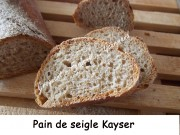 Pain de seigle Kayser Index DSCN7921