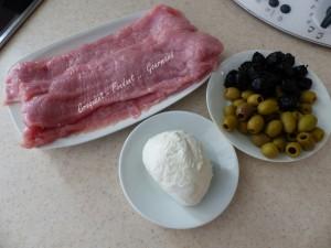 Roulés de veau farcis aux olives P1020887