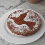 gâteau orange ricotta  à vous de jouer Anne-marie do 28.03.2016b