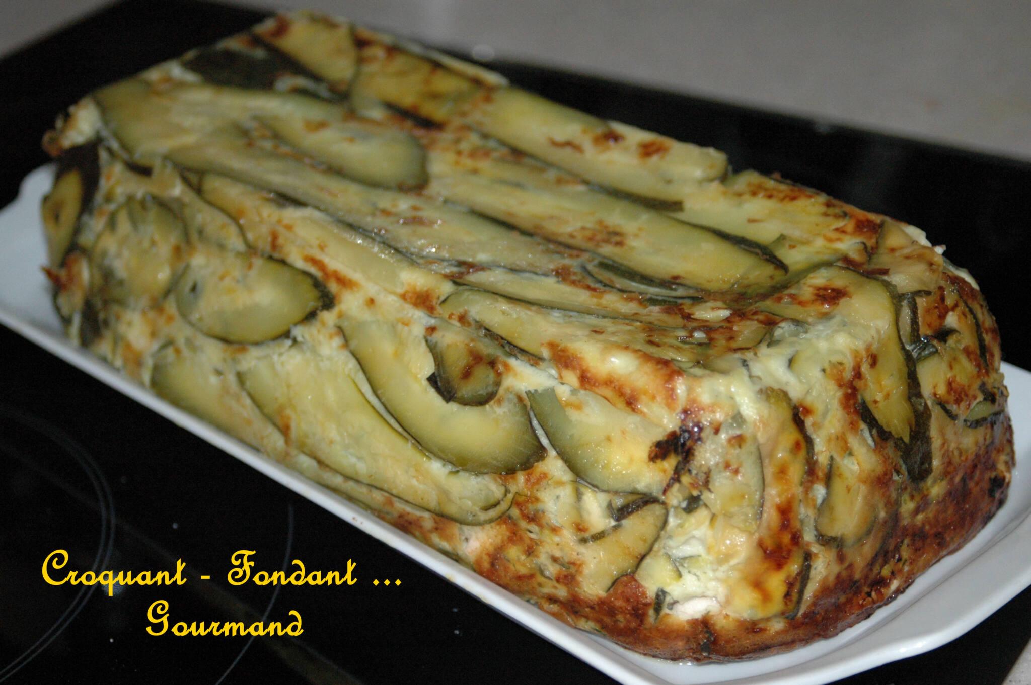 Terrine de courgettes au poulet & à l'origan - juin 2009 063 copie
