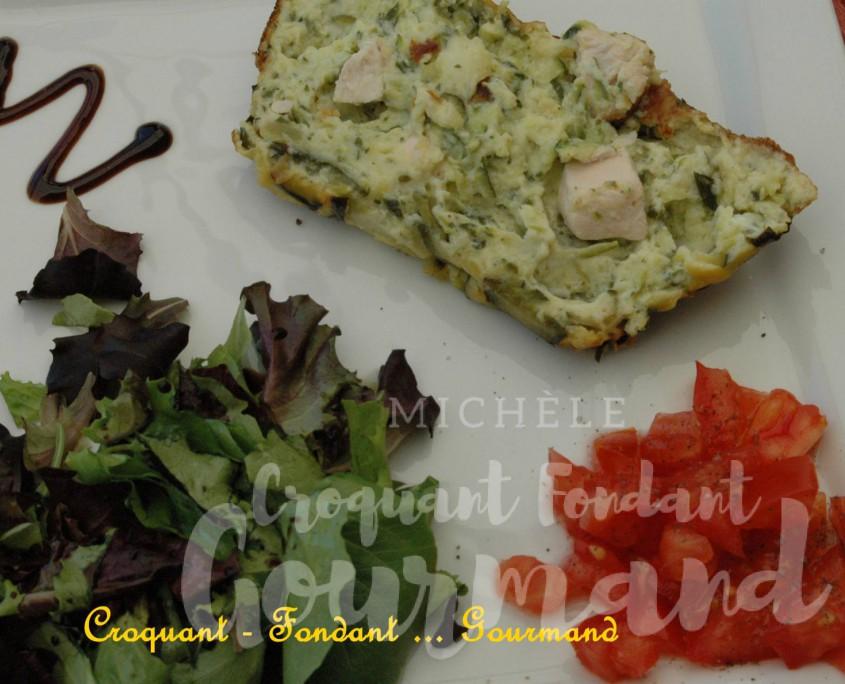 Terrine de courgettes au poulet & à l'origan - juin 2009 069 copie