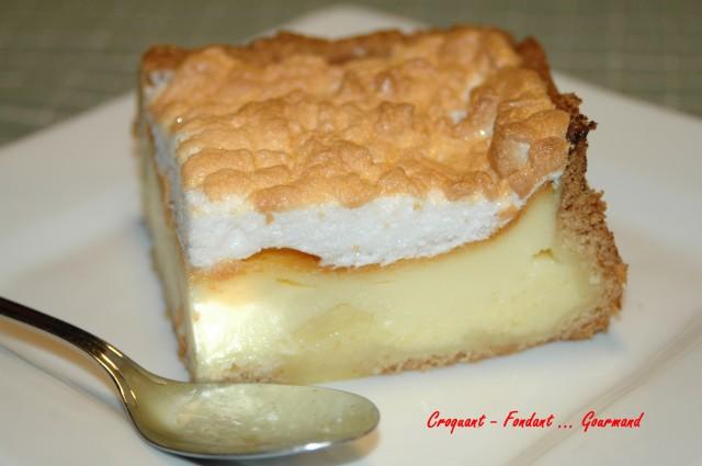Cheesecake polonais - Croquant Fondant Gourmand