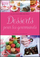 Livre Desserts pour les gourmands1089999