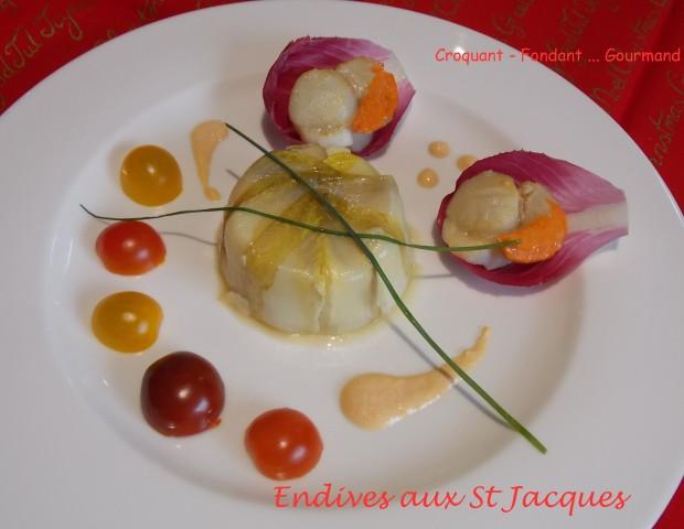Endives aux St Jacques 022