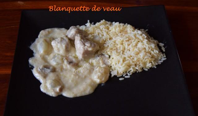 Blanquette de veau DSC_0852