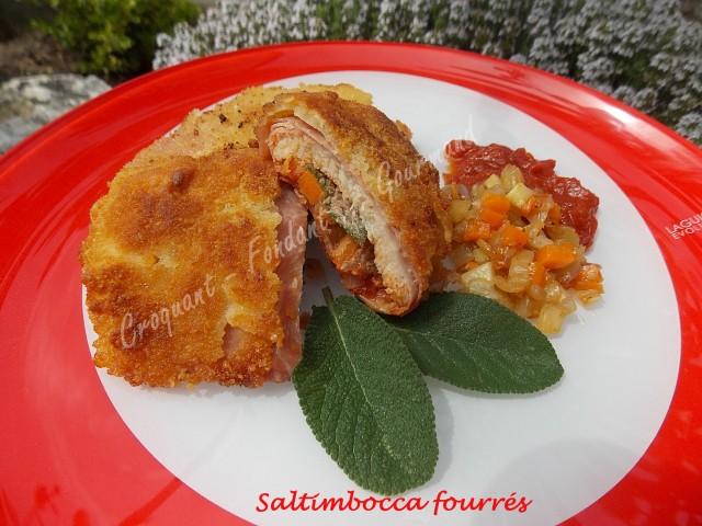 Saltimbocca fourrés DSCN7965