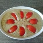 Purée d'aubergine gratinée à vous de jouer Carine (avant cuisson)1495362338738_PART_1495362338652