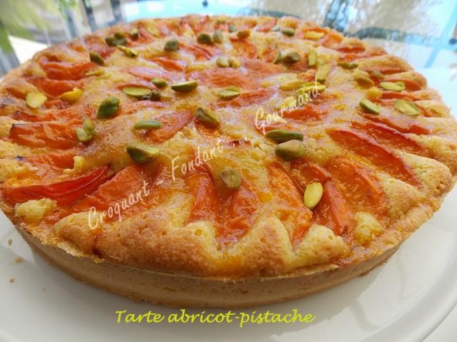 Tarte abricot-pistache DSCN8971