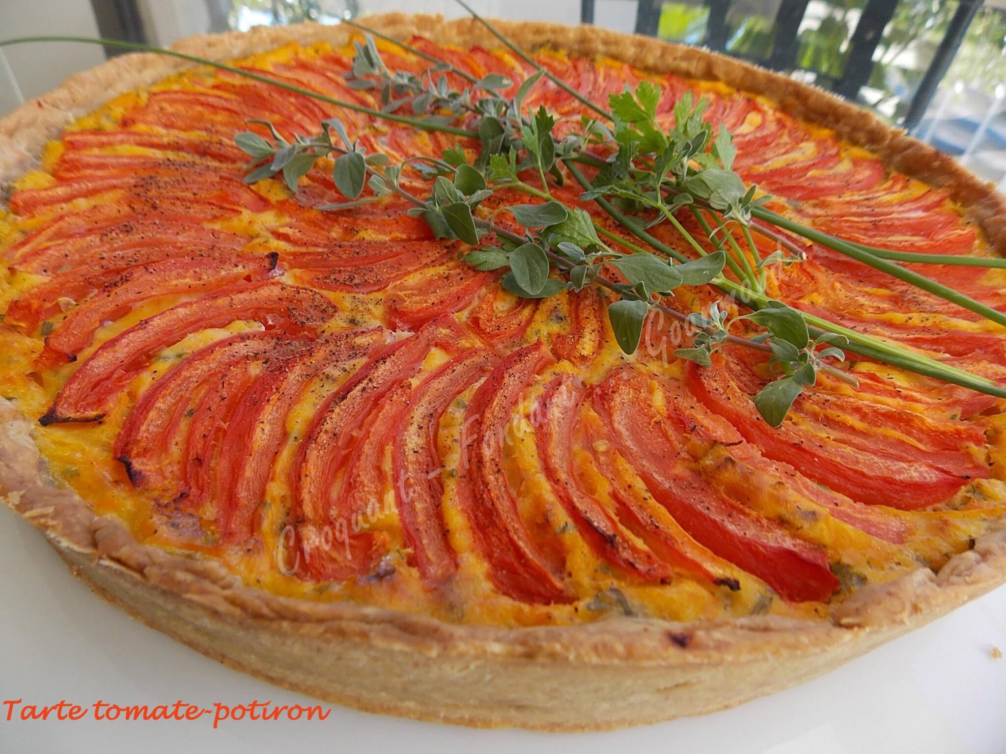 Tarte tomate-potiron DSCN0073