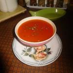 potage cremeux a la tomate à vous de jouer Anne-Marie Do 24.07.2017