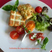 Tablettes de légumes parmesanes P1050369