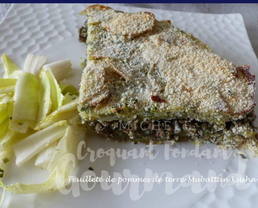 Feuilleté de pommes de terre-Mubattan Kusha P1080541 R