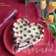 Cheesecake au chocolat blanc P1080854 R