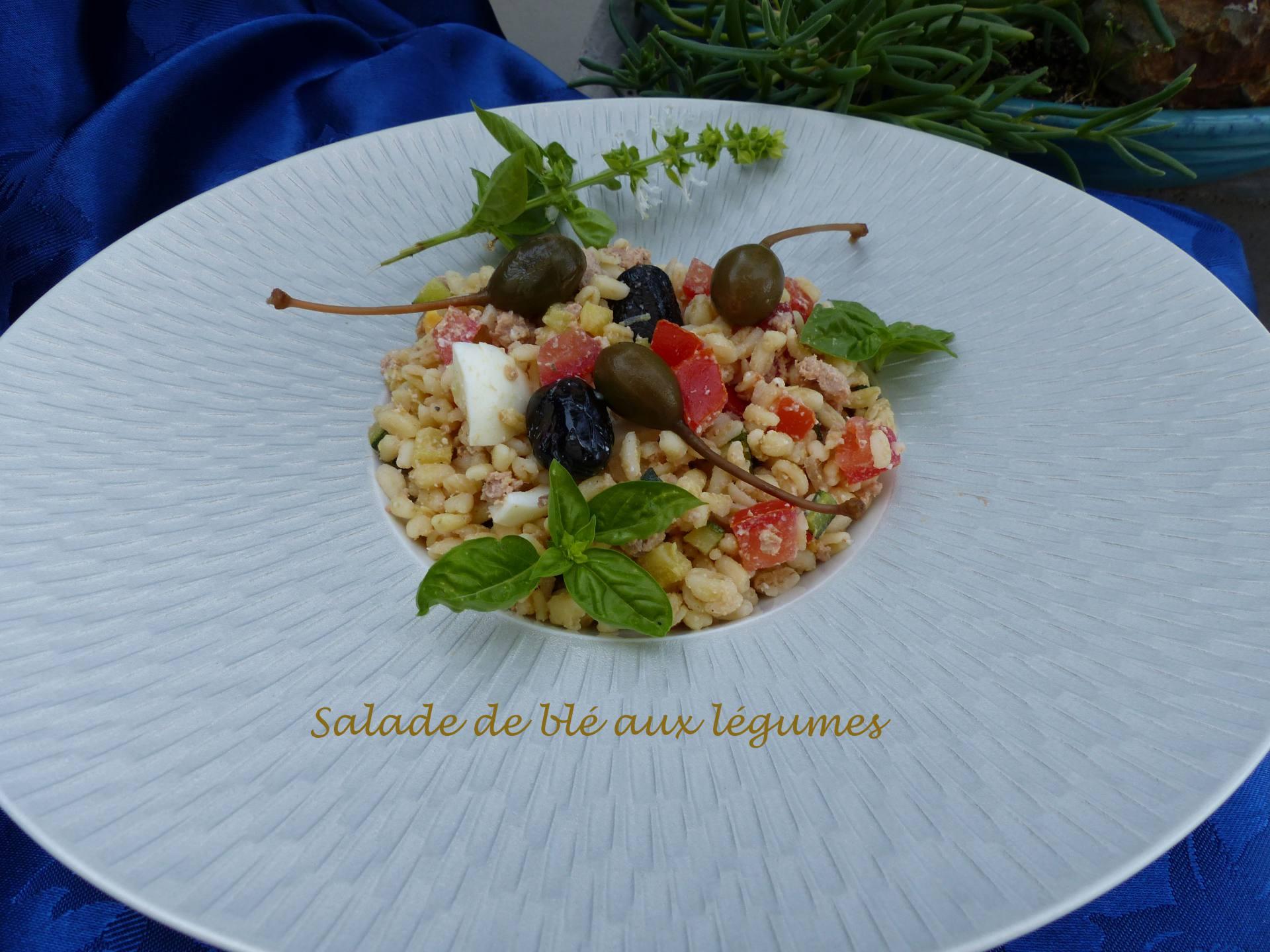 Salade de blé aux légumes P1180757 R