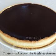 Tarte au chocolat de Frédéric Anton P1180481 R