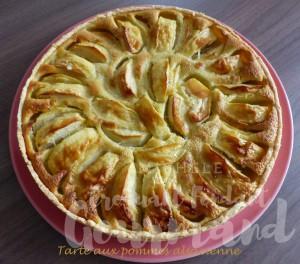Tarte aux pommes alsacienne P1200670 R