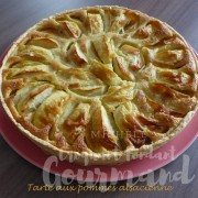 Tarte aux pommes alsacienne P1200672 R