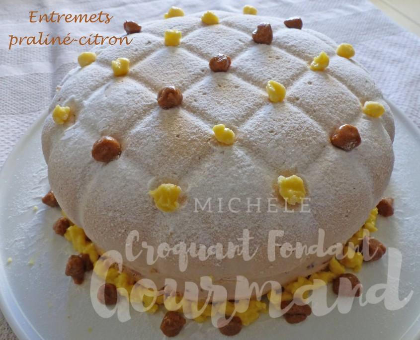 Entremets praliné-citron P1160805 R
