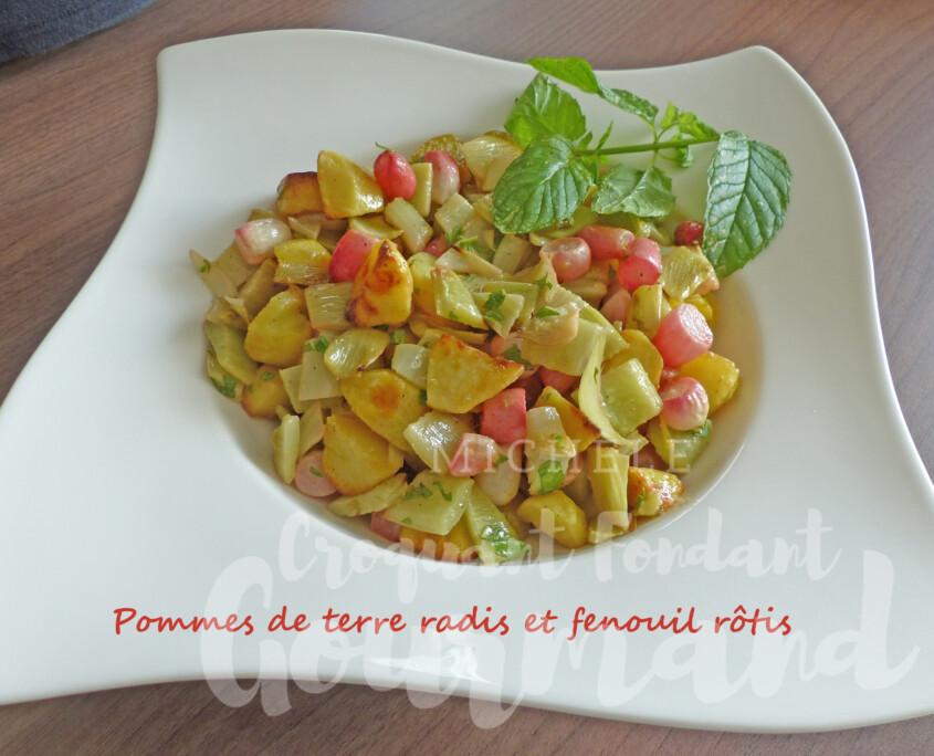 Pommes de terre radis et fenouil rôtis P1250234 R