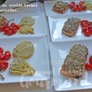 Saumon en croûte herbes et noisettes P1250150 R