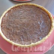 Tarte au moelleux chocolat P1250340 R