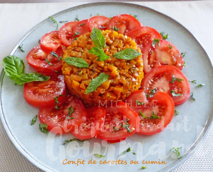 Confit de carottes au cumin P1250498 R