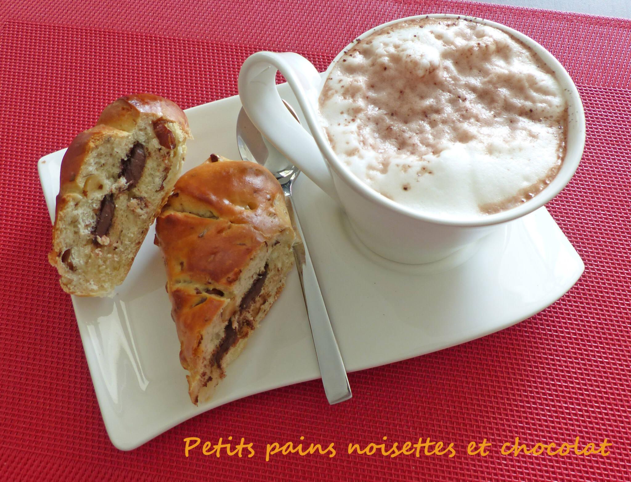 Petits pains noisettes et chocolat P1250242 R